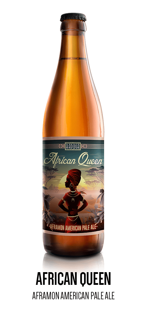 African Queen - Aframon American Pale Ale