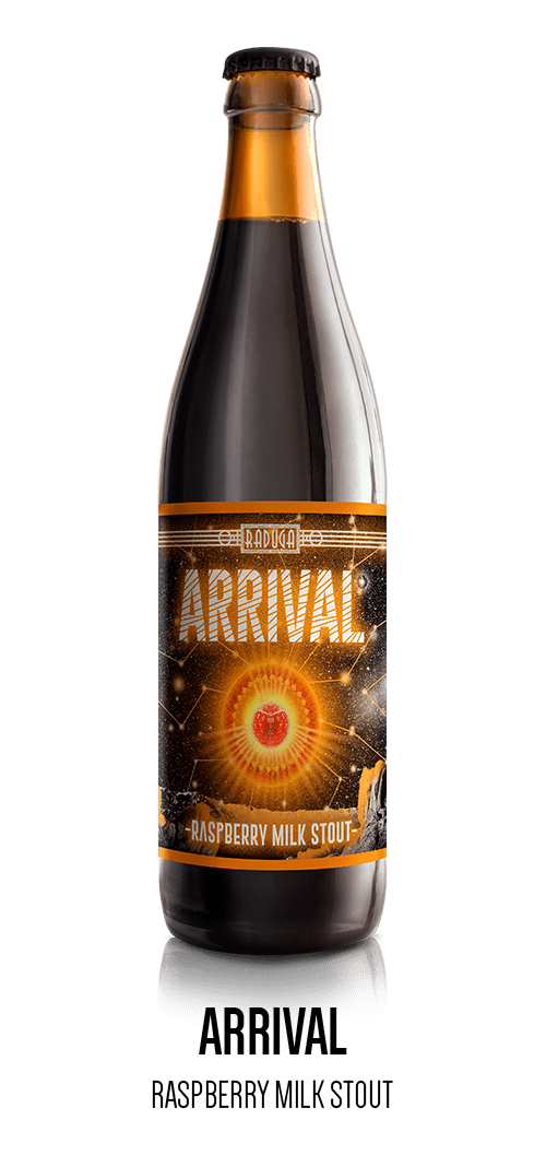 Arrival - Raspberry Milk Stout