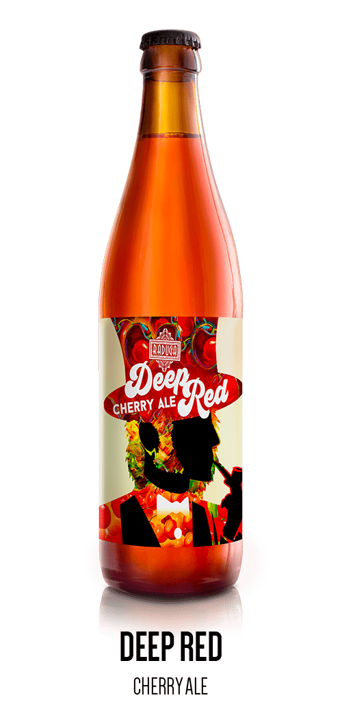 DEEP RED - Cherry Ale