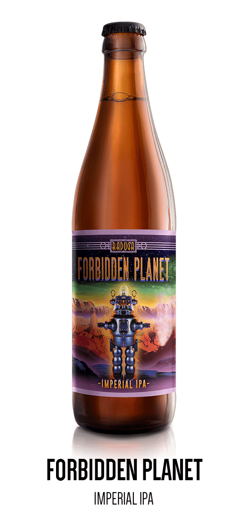 Forbidden Planet - Imperial Ipa