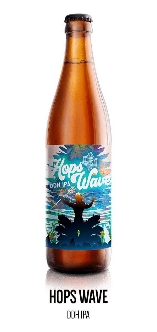HOPS WAVE - DDH IPA