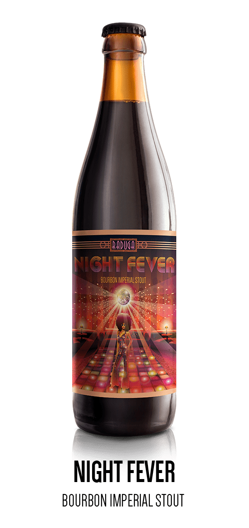 Night Fever - Bourbon Imperial Stout
