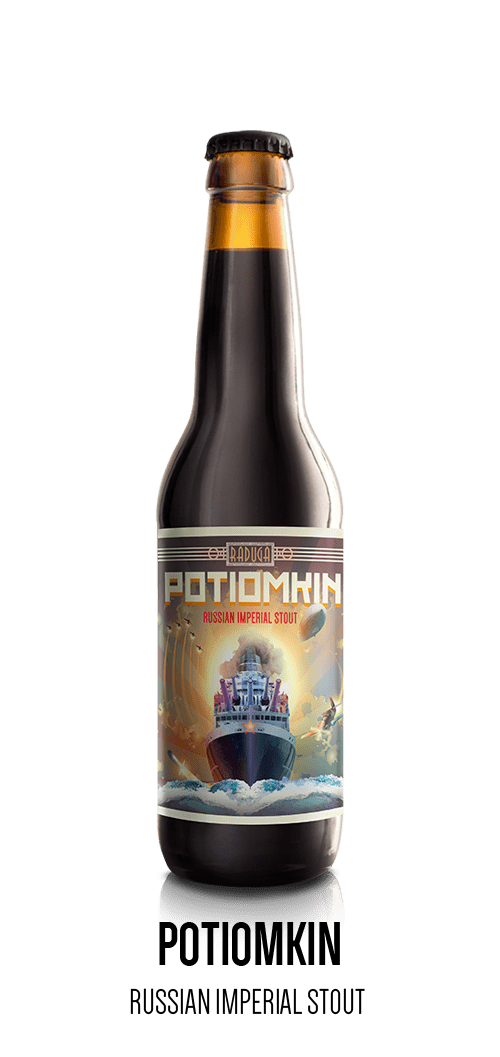 Potiomkin - Russian Imperial Stout
