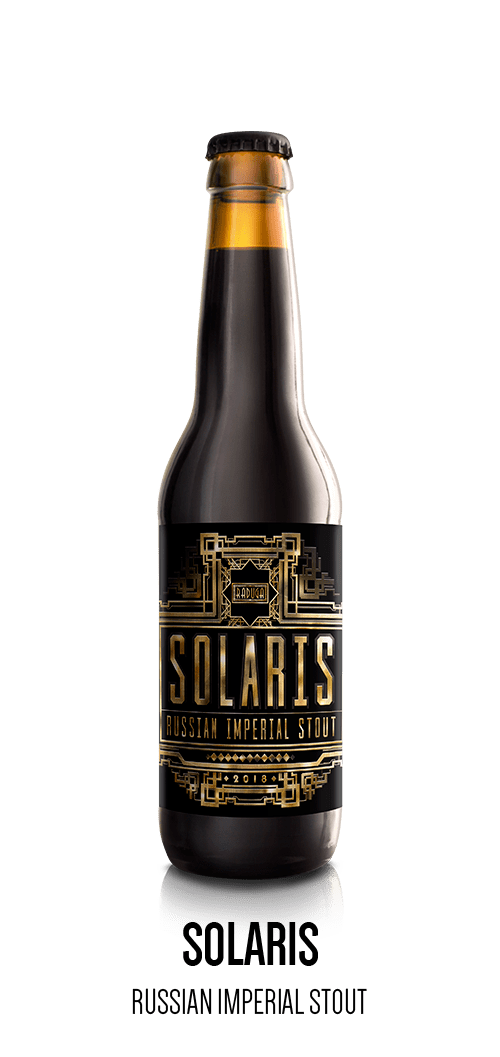 Solaris - Russian Imperial Stout