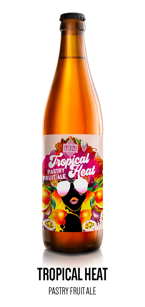 TROPICAL HEAT - Pastry Fruit Ale